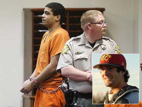 Chancey Luna found guilty of murdering Chris Lane.