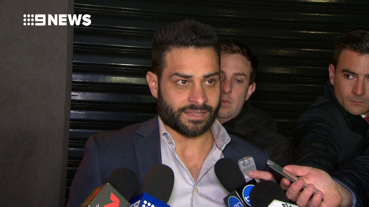 Ali Fahour banned from AFL over one-punch attack