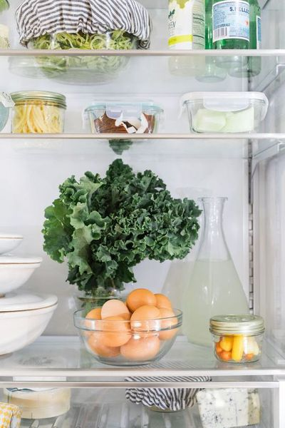 Keep room free in your fridge