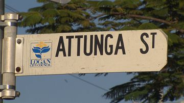 The boy and his mother were crossing Juers Street near Attunga Street in Kingston around 4.30 when the boy was struck.