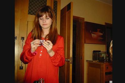 So Rupert Grint didn't go so far, but Bonnie Wright, who plays his on-screen sister Ginny Weasley, sure did. In 2008, after wrapping the<i> Harry Potter and the Half-Blood Prince</i>, a personal photo was leaked onto the web showing the then-17-year-old rolling a joint, claiming she's a regular pot head. Oops...
