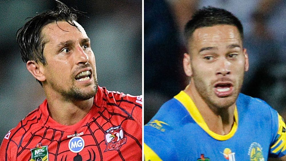 State of Origin 2017: Darren Lockyer and Peter Sterling refuse to give away secrets regarding Mitchell Pearce and Corey Norman
