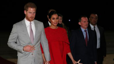 Harry and Meghan won't be greeting fans in Morocco