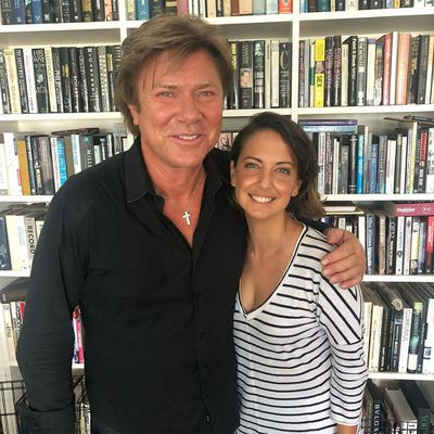 Richard Wilkins and Brooke Boney – Entertainment Editor and Entertainment Reporter