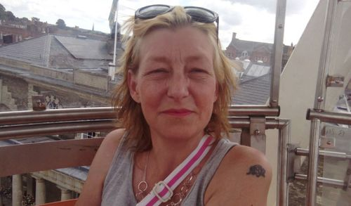 Dawn Sturgess died in a hospital in Salisbury yesterday. Picture: Facebook