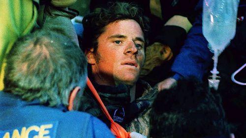 Stuart Diver was the sole survivor of the 1997 Thredbo landslide.