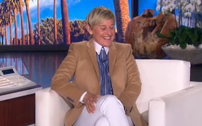 Howie Mandel appeared on The Ellen DeGeneres Show.