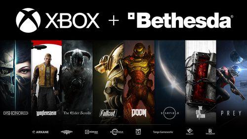 Xbox buys Elder Scrolls, Fallout creator Bethesda for $10b as console battle escalates