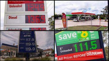 NRMA urge boycott over Sydney petrol gouge