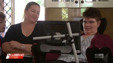 Queensland mum's life-prolonging surgery knocked back in MND fight