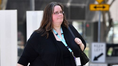 Clive Palmer's personal assistant Sarah Mole has given evidence about her interactions with Clive Mensink. (AAP)