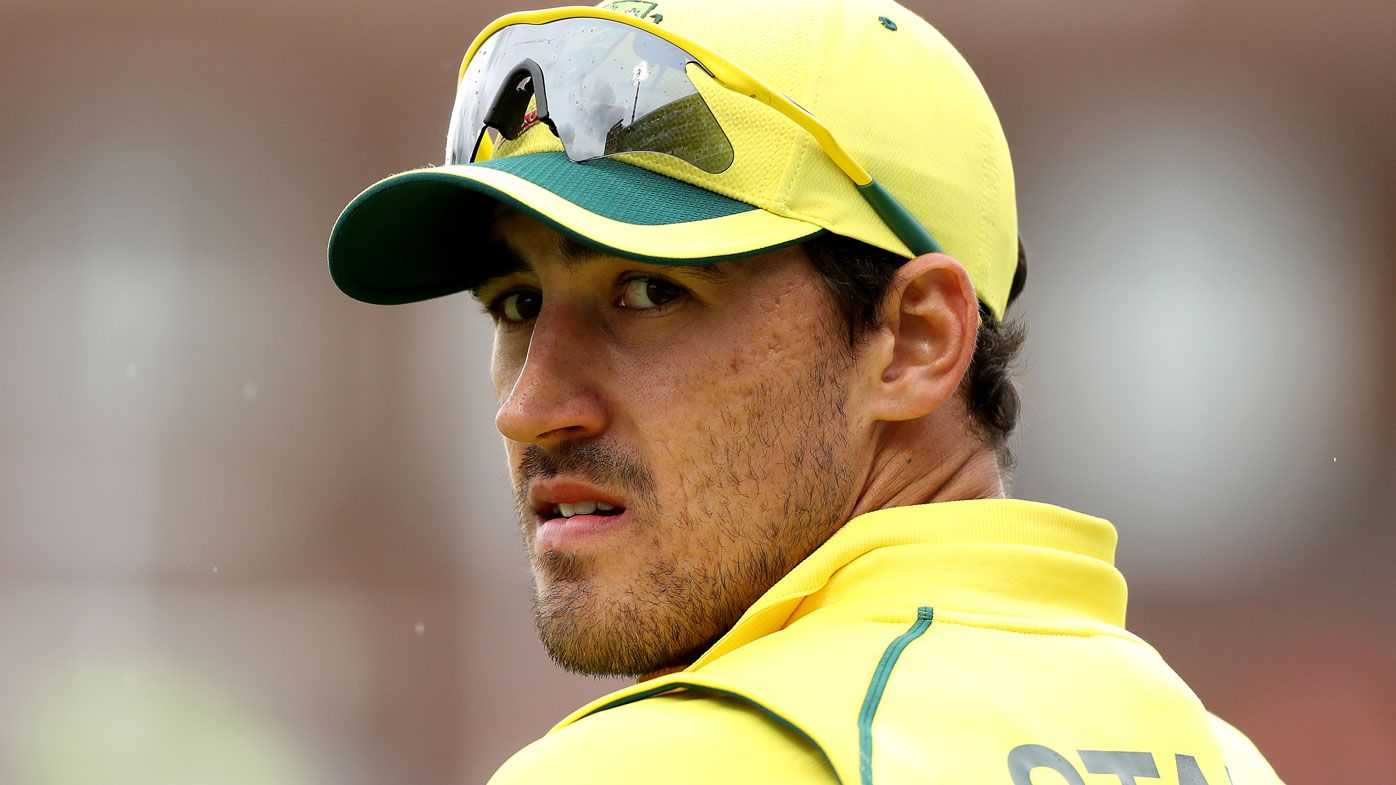 Mitchell Starc dumped by text from $1.8 million IPL cricket deal