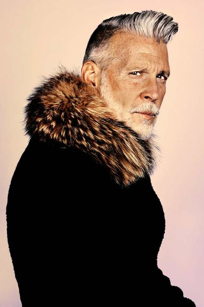 <p>Nick Wooster by Mr Elbank</p>