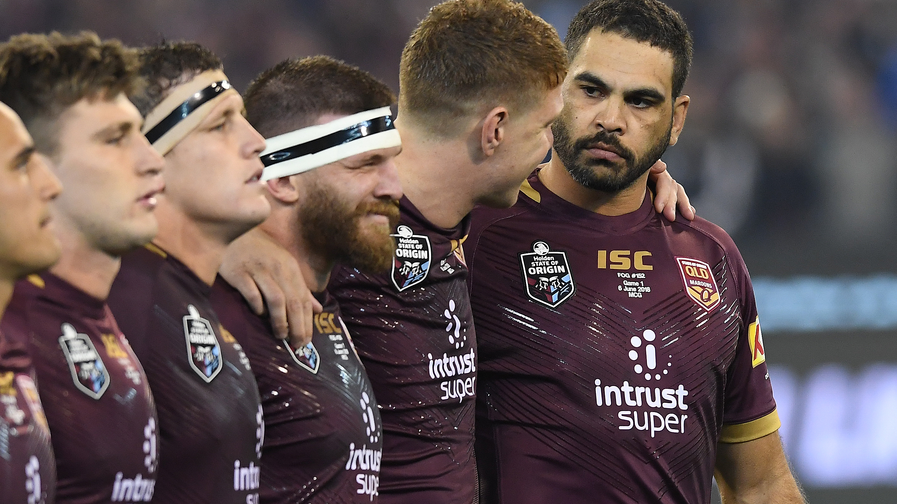 Peter Sterling pays tribute to Greg Inglis following retirement announcement