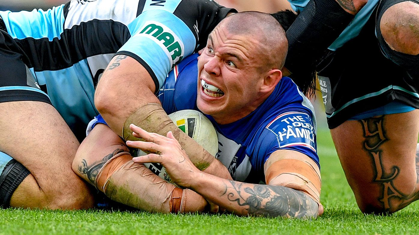 NRL contracts: David Klemmer's Bulldogs earnings revealed amid Knights interest