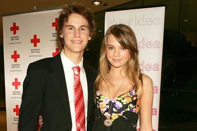 These two dated around 2005 and 2006, before Indiana moved onto co-star Lincoln Lewis.