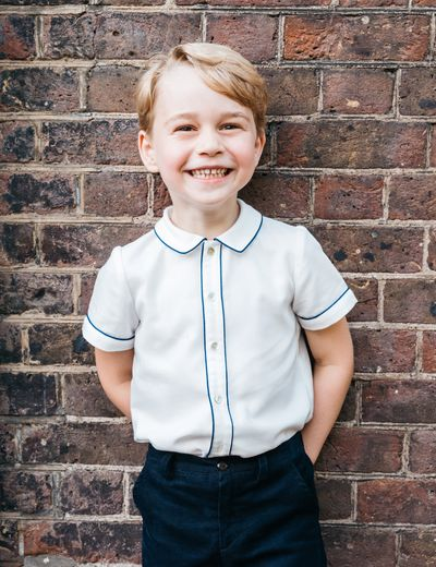 Prince George turns five, July 2018