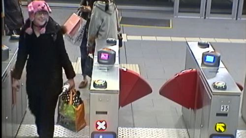 Nicole Cartwright, 32, did not own a car, but often travelled on public transport around the Sydney Metropolitan area, according to police, who have released CCTV of her at Sydney train stations after her body was found in Hunter's Hill in Sydney.
