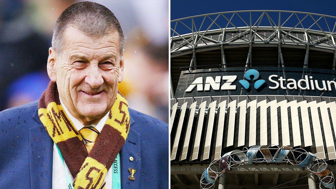 Hawthorn president Jeff Kennett backs ANZ Stadium for AFL Grand Final
