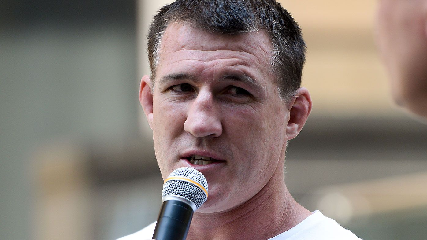 Paul Gallen's stunning promise if he loses to John Hopoate