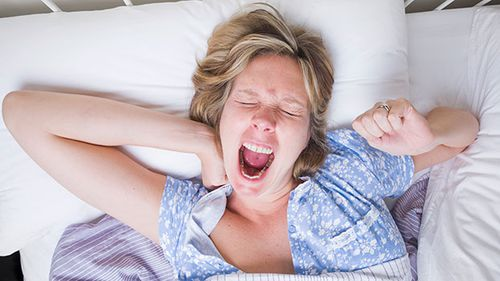 You might think we yawn because we're tired, but is that the truth? Picture:Thinkstock