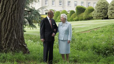 Prince Philip and Queen Elizabeth, 2007