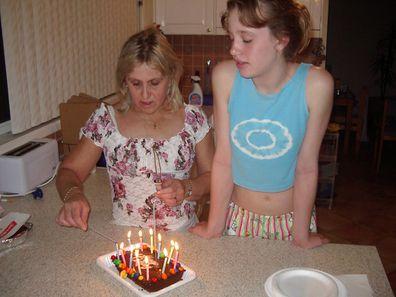 Tania birthday