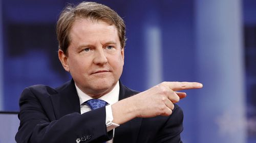 White House Counsel Don McGahn. (AAP)