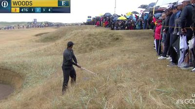 Tiger Woods reflects on missed British Open chances