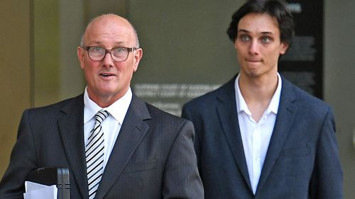 Qld magistrate's family claim self-defence