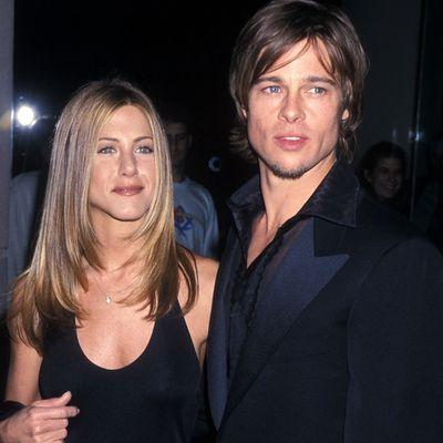 Brad Pitt and Jennifer Aniston: Married 4 1/2 years (July 2000 to January 2005)