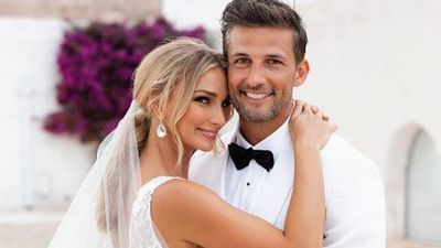 All the details from Anna Heinrich and Tim Robard's wedding