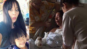 Aussie teacher suffers horror burns in cooking accident in Thailand