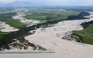 New Zealand hit with floods, landslides, severe storms