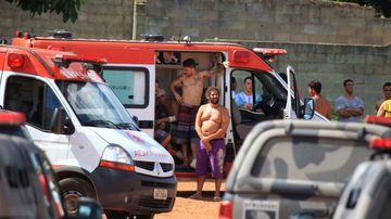 Inmates from rival gangs battled at the prison Monday, leaving several dead and more than a dozen injured. (AP)