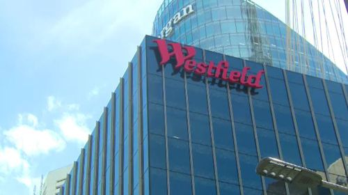 Westfield Sydney.
