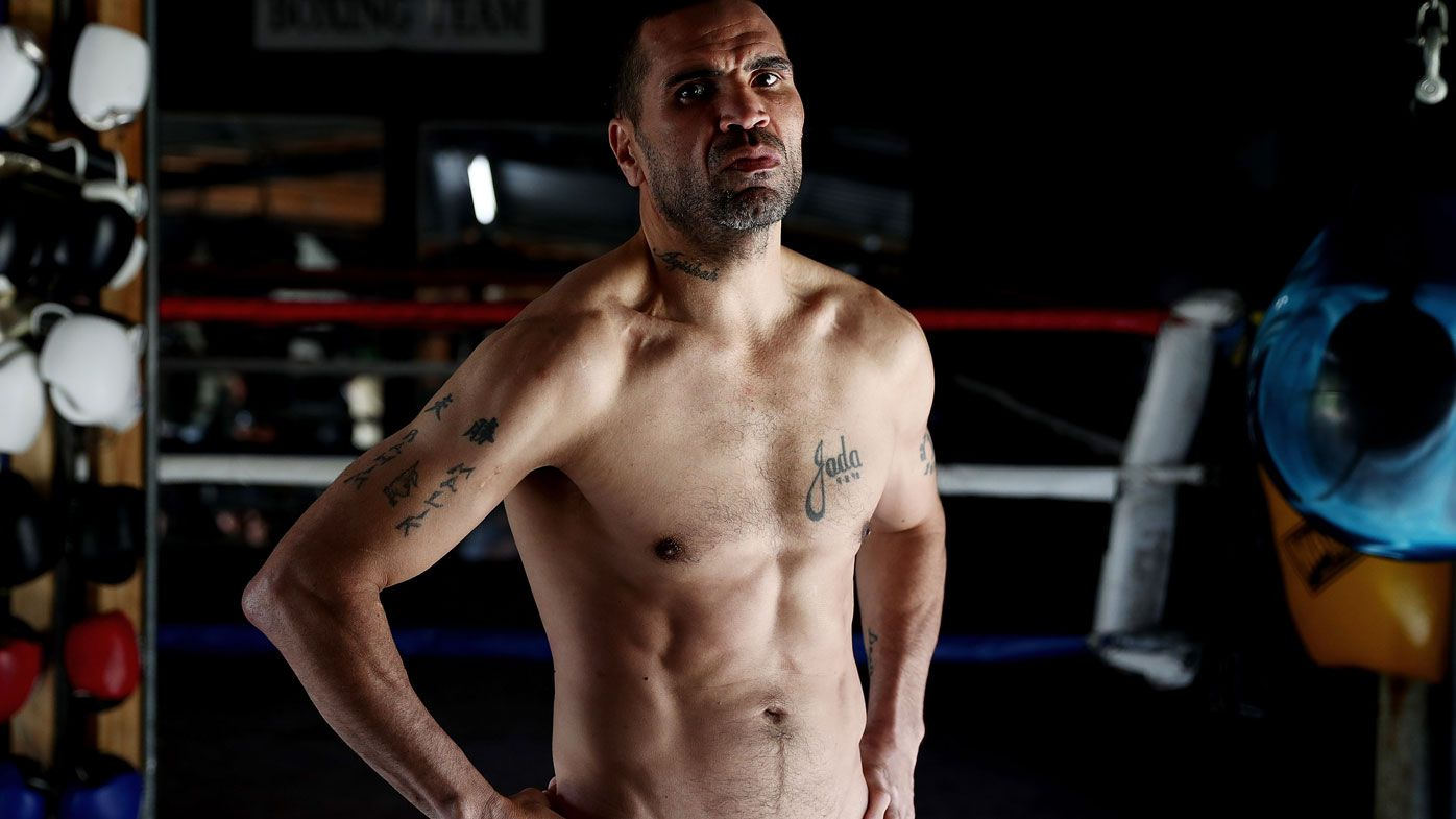 Jeff Horn trainer Glenn Rushton wary of fit-looking Anthony Mundine