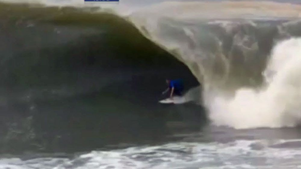 Surfing: Big wave surfers chewed up and spat out at Cape Fear