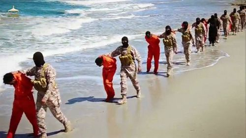 'Christians killed in Libya' on new Islamic State video