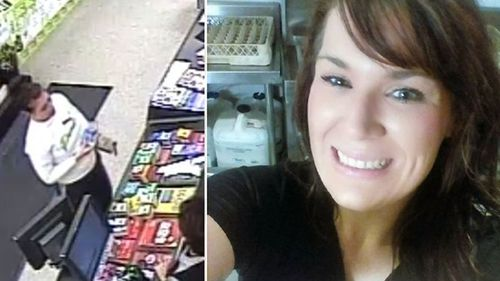 Ms Boyd was seen in a Wagga Wagga supermarket on August 10. (NSW Police)