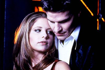 <B>The URST:</B> After Buffy (Sarah Michelle Gellar) and vamp-with-a-soul Angel (David Boreanaz) finally did the deed, he morphed into the demonic bloodsucker Angelus. After a brief stint as a serial killer Angel's soul was restored, but he realised he and Buffy could never be together (and left her to go star in his own spin-off). <I>Buffy</I> survived without him, lasting four more years.