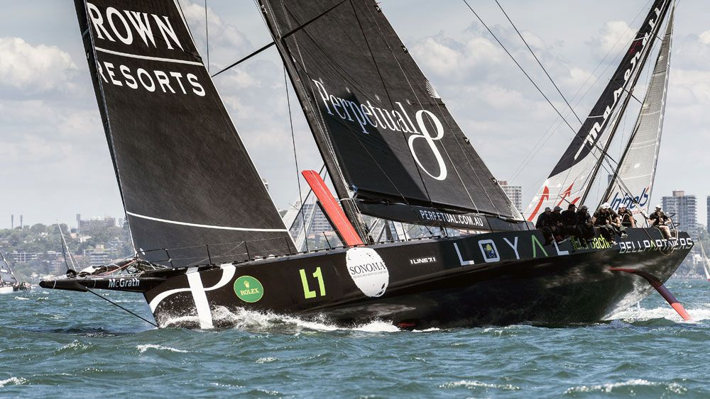 LOYAL's Sydney to Hobart record will last, commodore says