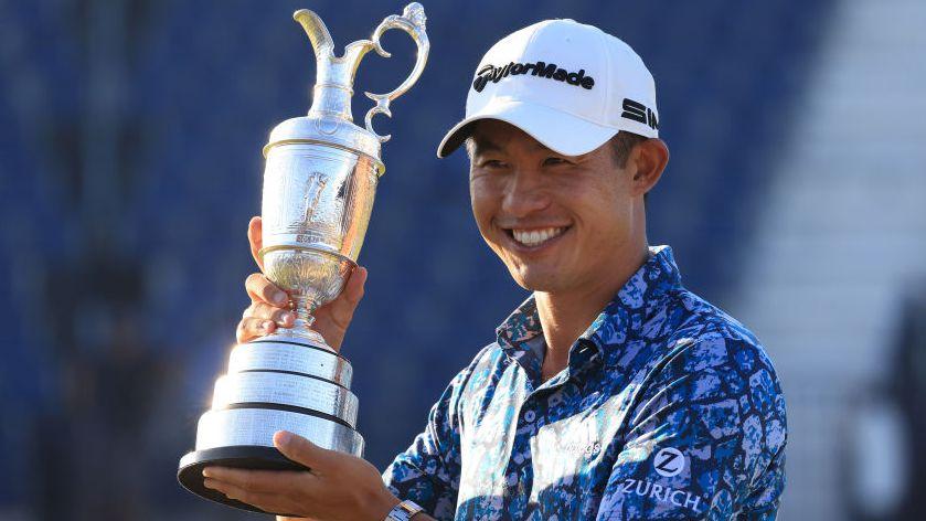 Open Championship 2021: Collin Morikawa wins claret jug for second major title