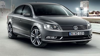 The VW Passat 118TSI was rated the best value premium medium car $45,000-$60,000, with the Citroen DS5 DSport HDi coming second, and the Infiniti Q50 GT 2.2d coming third. (Supplied)