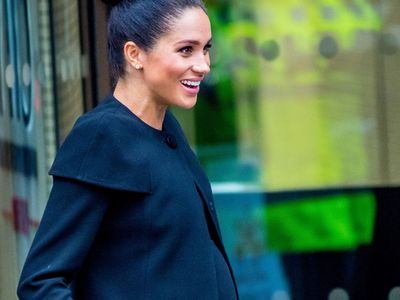 Meghan visits the Association of Commonwealth Universities, January 2019