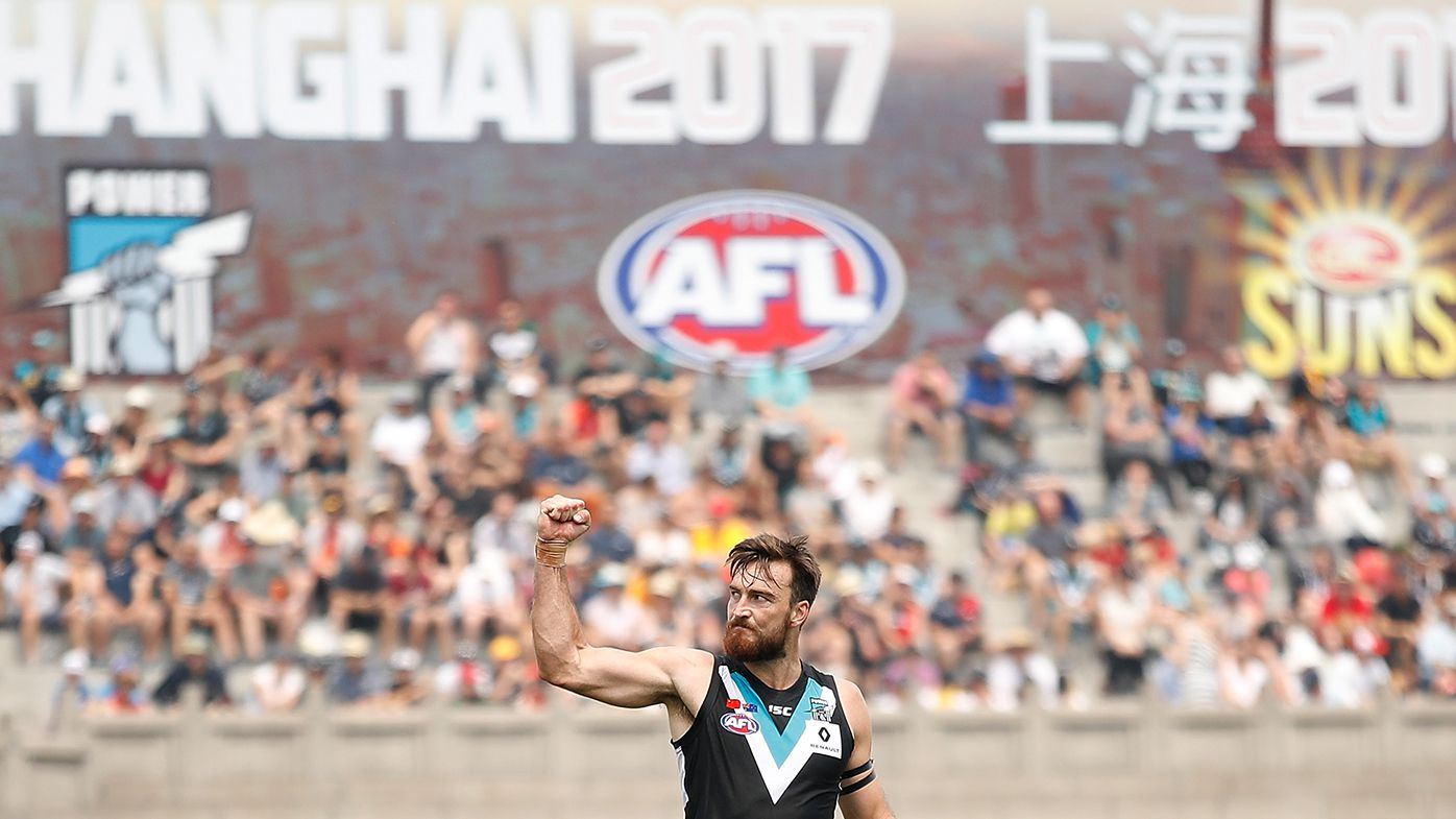 AFL's Asian expansion 'a waste of money'