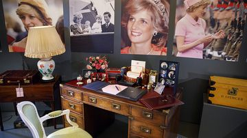 Royal Gifts Exhibition: A rare look inside the lives of the Royal Family