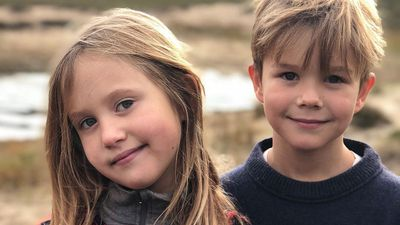 Princess Josephine and Prince Vincent turn 8