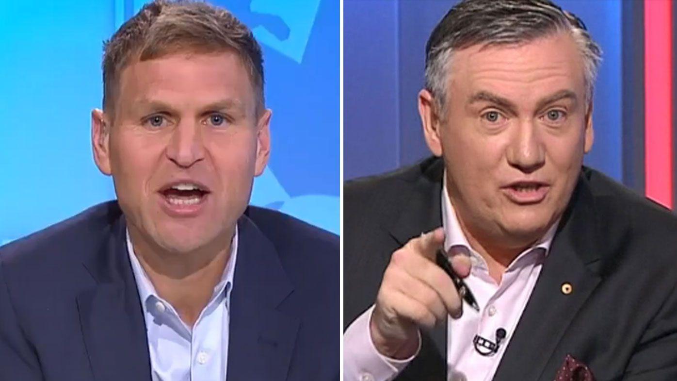 Kane Cornes slams Eddie McGuire's 'ridiculous' call to permanently shorten AFL games