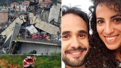 Victims of Italy bridge disaster named amid collapse 'fairy story' revelation